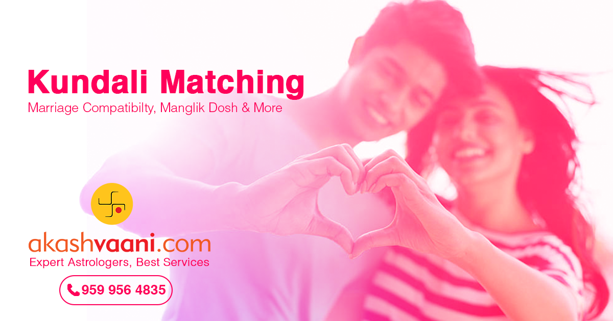 kundali matching for marriage free
