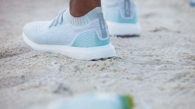adidas: un milione di scarpe prodotte con la plastica