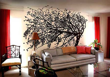 R. Byan Ajusta: Wall Mural Ideas