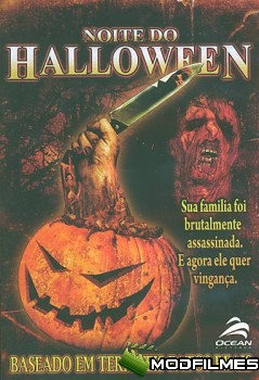 Capa do Filme Noite De Halloween