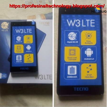 TECNO W3 LTE FIRMWARE UPGRADE & TESTED WITH OUR TEAM ~ I T