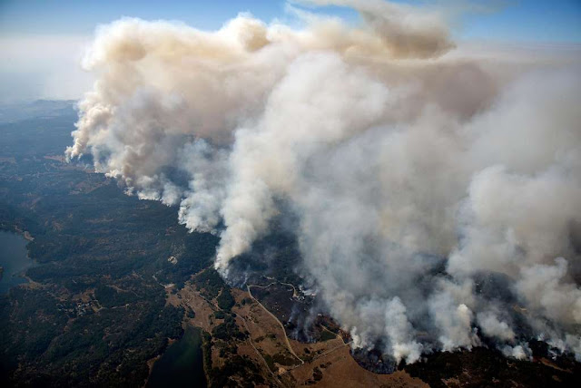 Devastating Northern California Fires Near Me and How to Help Right Now