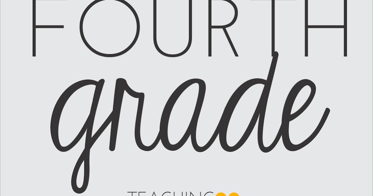 Teaching Blog Addict: 4th Grade Blogs