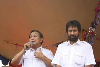 Prabowo: Jangan Khianati, Menangkan Mualem