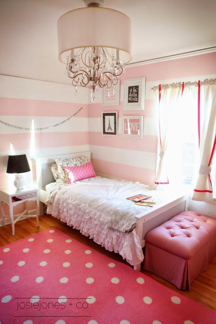 Muebles y decoraci n de interiores hermosas decoraciones - Decoracion de habitaciones infantiles nina ...