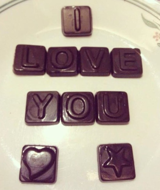 Happy Valentine's Day chocolate lovers!