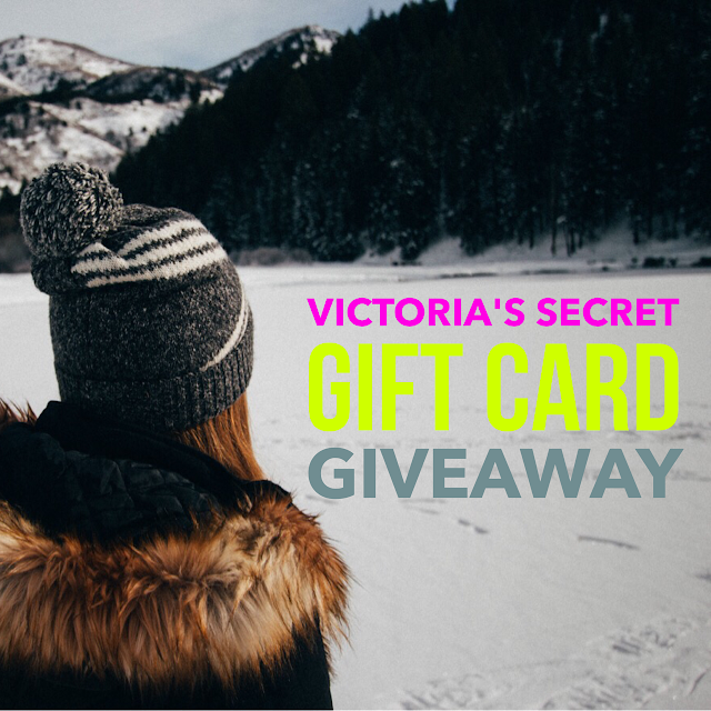 $200 Victoria's Secret Gift Card Giveaway| City of Creative Dreams