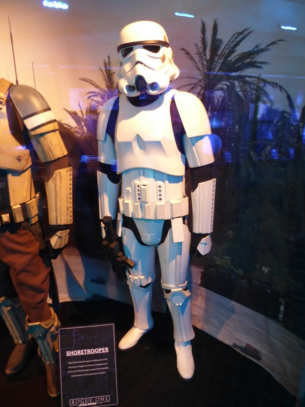 Classic Star Wars Rogue One Imperial Stormtrooper costume