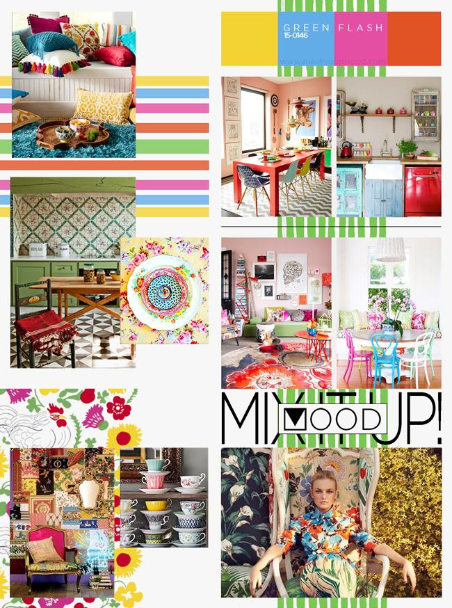 mix it up il mood per una padrona di casa fiera eccentrica e spregiudicata meetyourmood. Black Bedroom Furniture Sets. Home Design Ideas