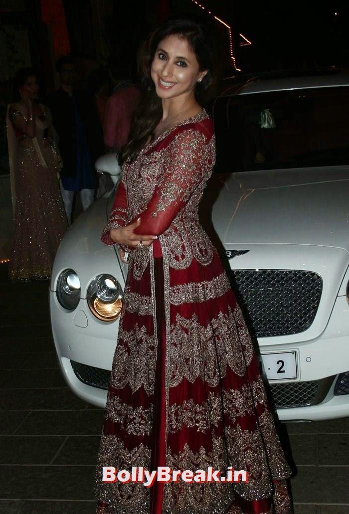 Urmila Matondkar, Photos from Amitabh Bachchan's Diwali Bash 2014
