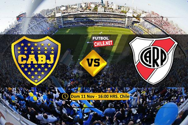 Boca Juniors vs River Plate SUSPENDIDO POR LLUVIAS en la Final Ida de la Copa Libertadores