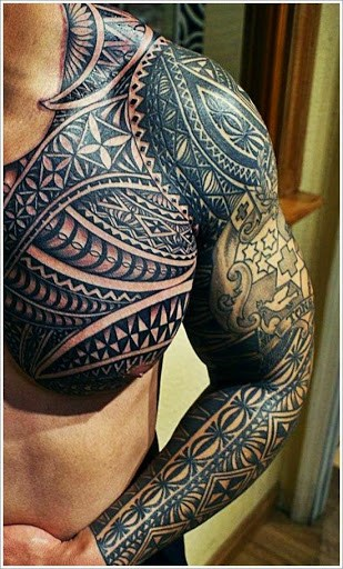 Most Beautiful Sleeve Tattoos For Men