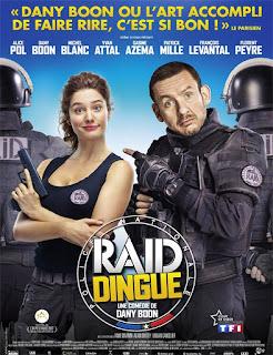 Raid dingue (Una policía en apuros) (2017)