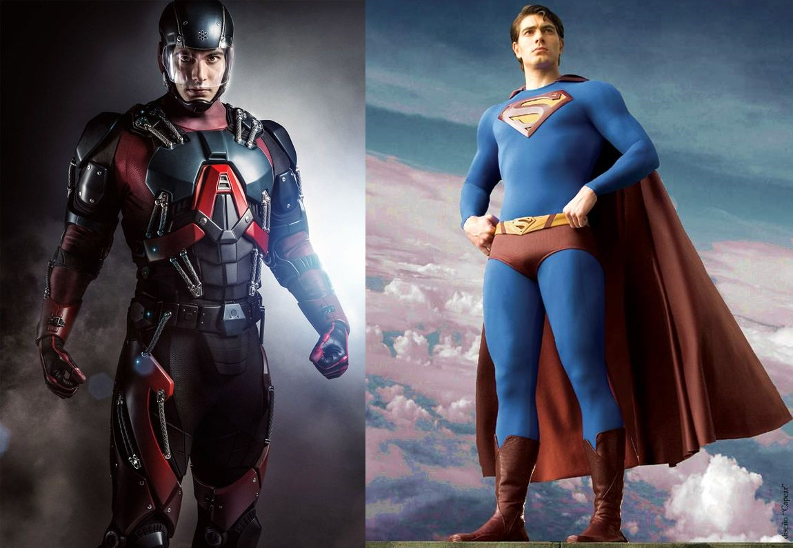 Brandon Routh interpreta a Atom en Arrow e hizo de Superman en la película Superman Returns