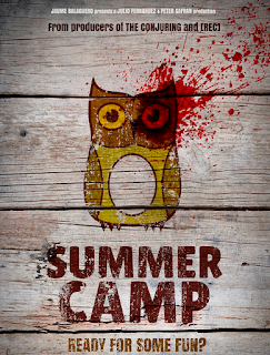 Campamento de Terror/Summer Camp [2015] [DVD5] [Latino]