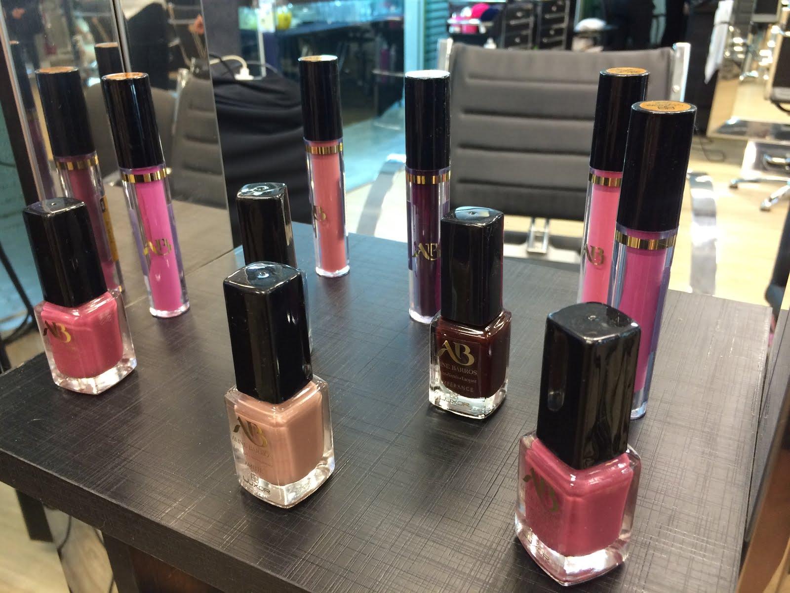 Aline Barros para Luxor Cosmetic - Cris Felix