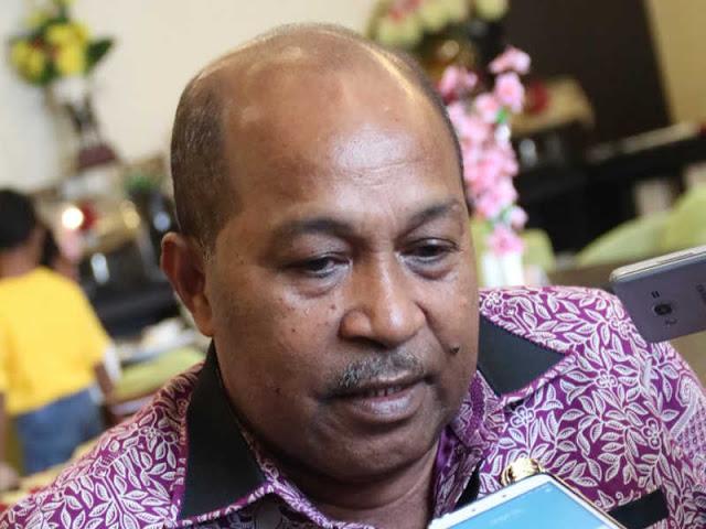 Yan Piet Rawar Imbau Calon Pencaker Lokal Siap Hadapi Industri 4.0