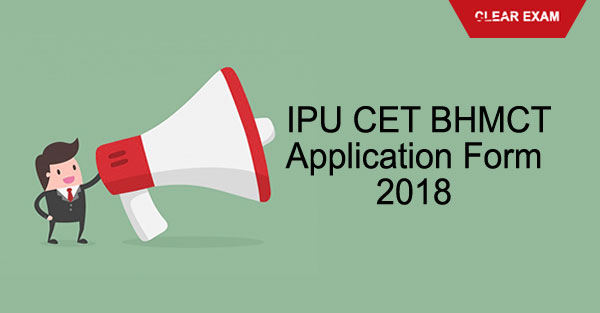 IPU CET BHMCT Application Form
