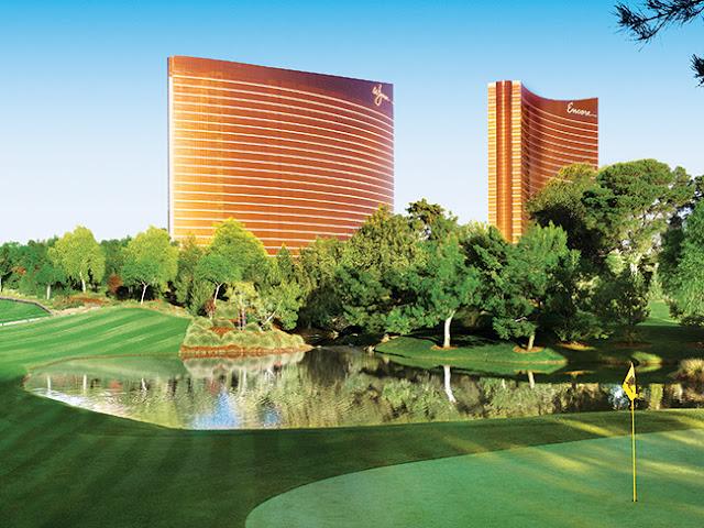 Jogar Golfe no Wynn em Las Vegas