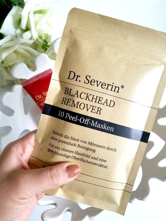 Dr. Severin - Blackhead Remover Peel-Off Maske - 10 Stück - 14.99 Euro