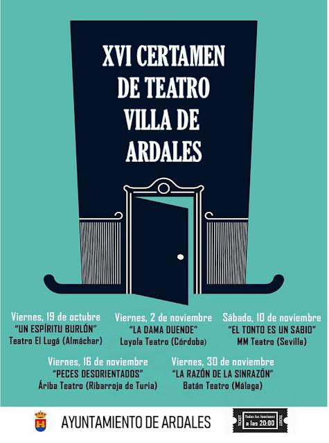 XIV Certamen de Teatro de Ardales