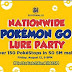 #GottaCatchEmAllAtSM Pokémon Go Lure Party