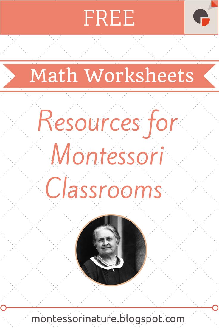 montessori quotes on mathematics quotesgram. Black Bedroom Furniture Sets. Home Design Ideas