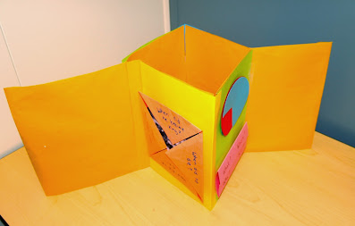 Make things out of a manila envelope