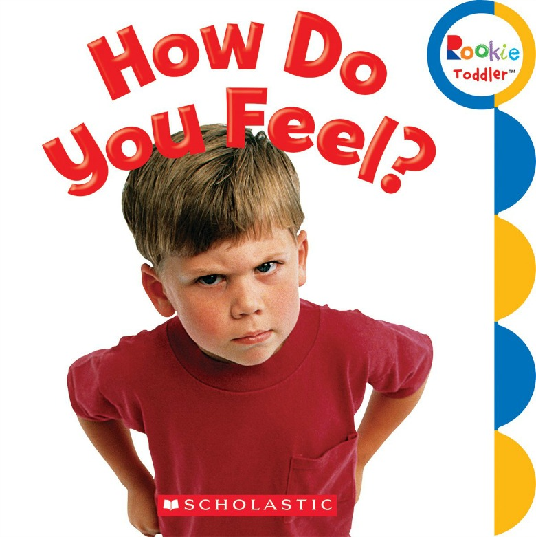 How do you feel book - Children's books about emotions and feelings for preschoolers