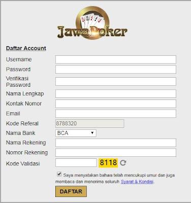 JawaDomino99 - Cara Mendownload Aplikasi Di situs jawapkr88
