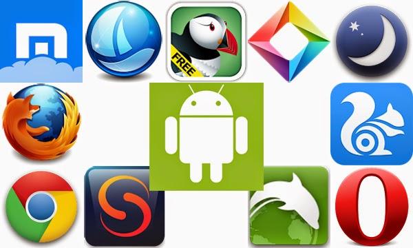 Aplikasi Browser Android yang Cepat dan Ringan
