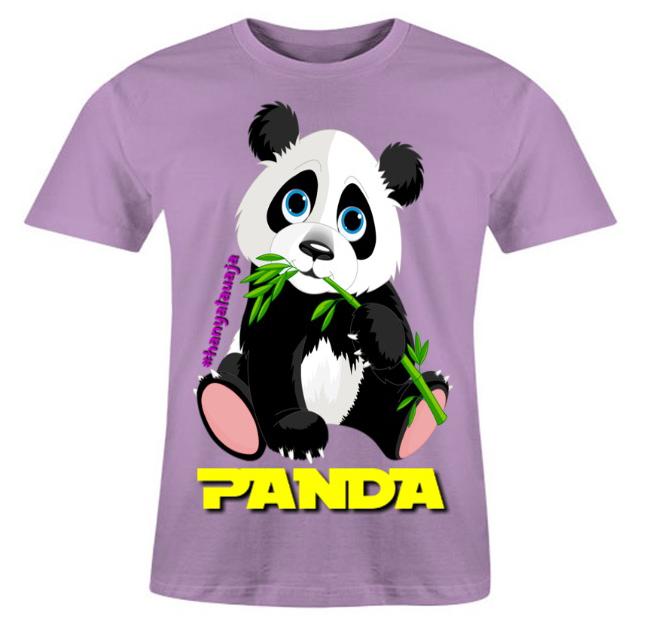 KAOS PANDA MANIS#1