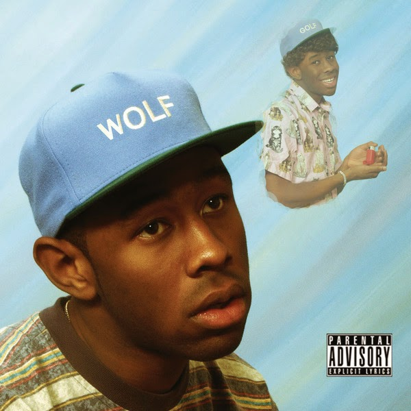 Tyler The Creator - Wolf  Cover
