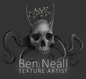 Ben Neall - Texture Artist