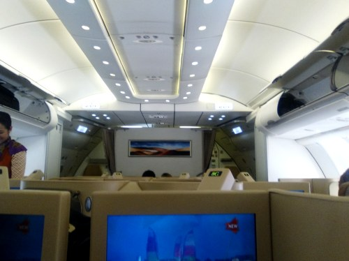 Business Etihad