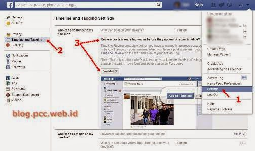 Tips Mencegah Akun Facebook di Tag (ditandai) Gambar/Video Porno