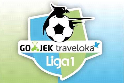 Logo Liga 1 Gojek Traveloka