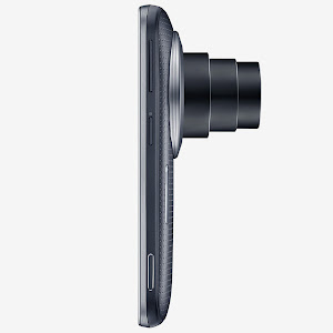 Samsung Galaxy K Zoom side