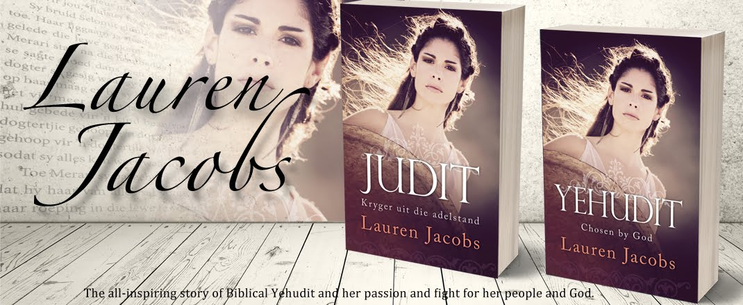 Yehudit, Chosen of God - New Book out Now!