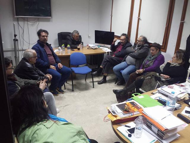 Πρωτοβουλία Πολιτών για την Επαναλειτουργία Τώρα του Τραίνου στην Αργολίδα