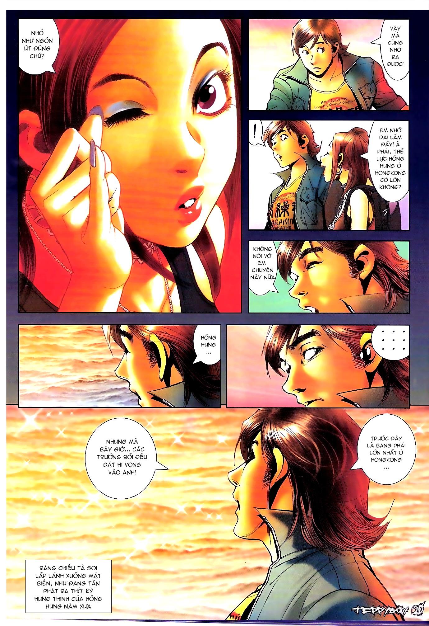 Người Trong Giang Hồ NetTruyen chap 1294 - Trang 17