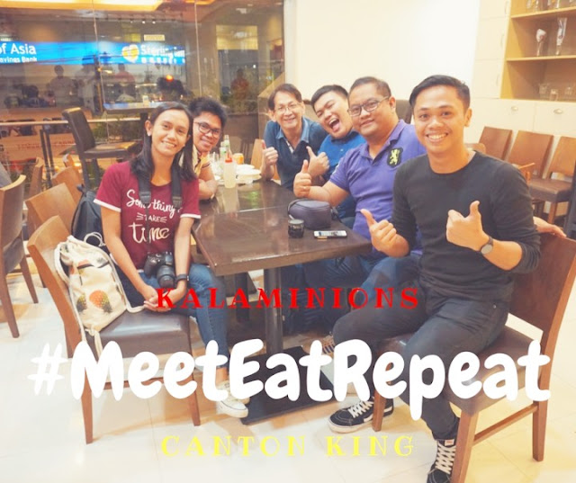 Kalaminions, #MeetEatRepeat, Canton King, Cantonese dishes, Singaporean Restaurants in Cebu, Char Siu, Lechon Belly, Ice Kacang, Congee, #Hibsters