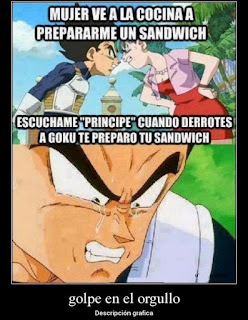 Chistosas Dragon Ball