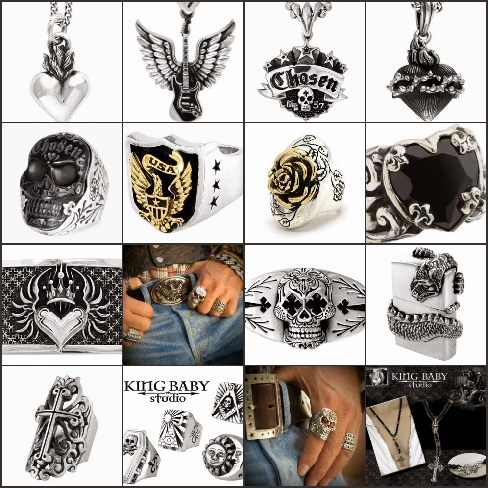 King Baby Jewelry, accessories, apparel, eyewear
