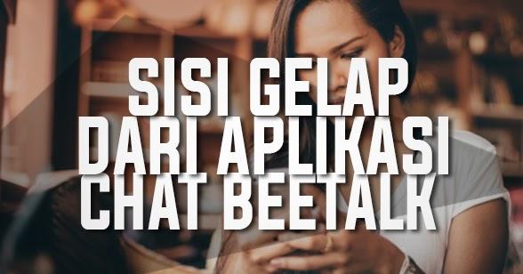 Sisi Gelap Dari BeeTalk (18+) - Bangtax