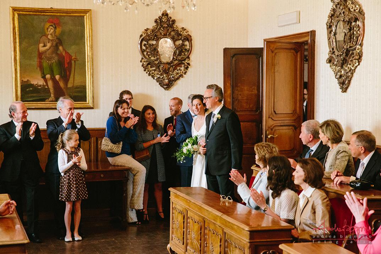 ingresso sposa matrimonio Moncalieri