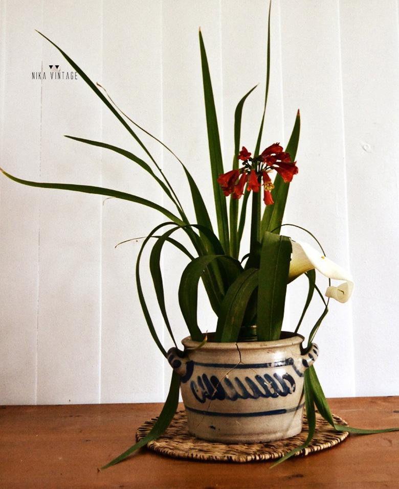 diy ikebana libre, un nuevo arreglo floral lleno de formas y significado