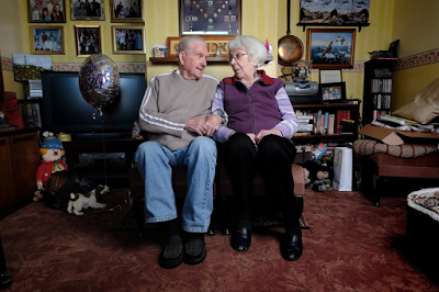 Couple celebrate 70 years wedding anniversary, reveal secret to a lasting, happy marriage
