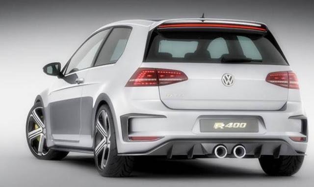 2016 Volkswagen Golf R400 Specs