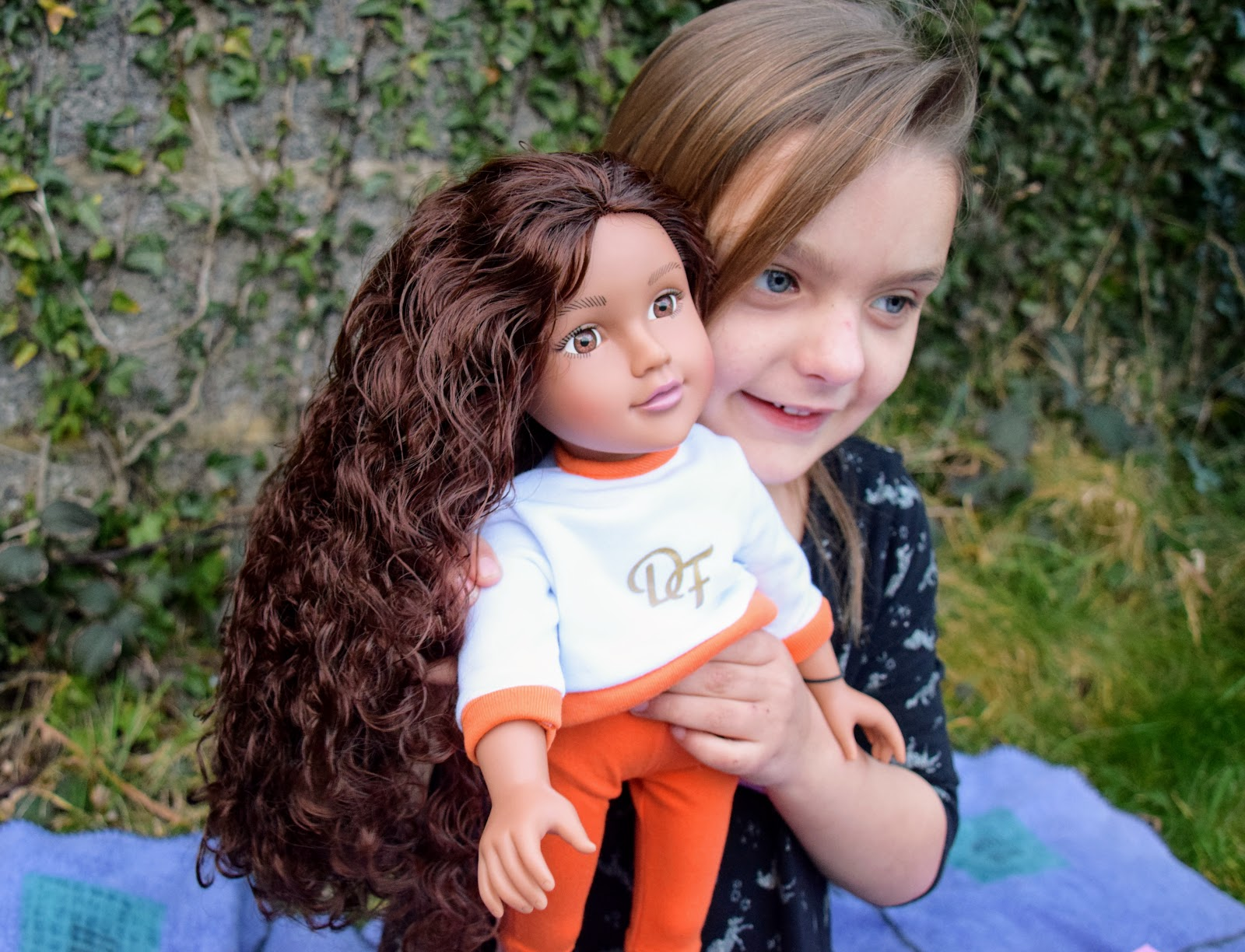 , Chad Valley Designafriend Zoe Doll Review #ChadValleyPlayPanel